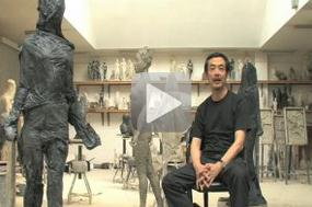 隋建国系主任谈雕塑系基