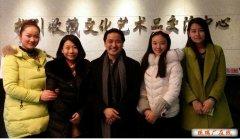 广东卫视《中国大画家》栏目暨上海指引收藏授课