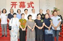 当代没骨画邀请展在北京民族文化宫隆重开幕