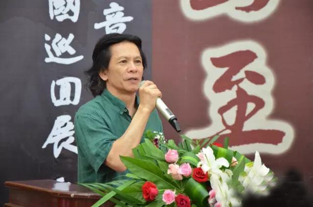 庄毓聪大写意花鸟画全国巡回展(济南站)在山