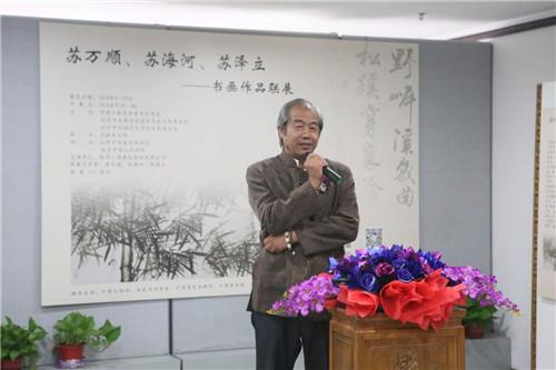 北京市西城区文学艺术界联合会常务副主席杨海森先生,北京西城区原