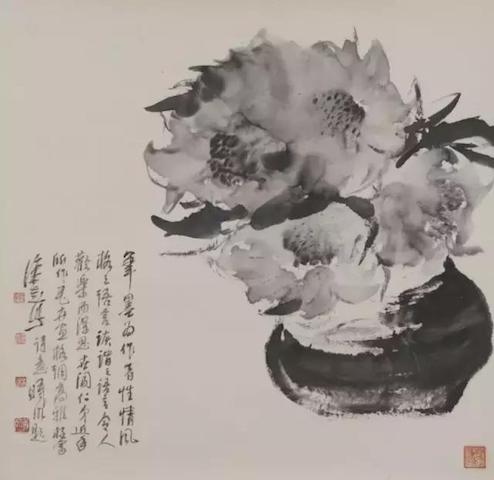 水墨画家林曦国学堂
