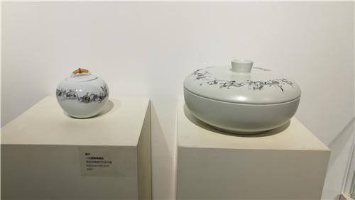 """""""跨界:汉字艺术 制造""""创意展在东莞开幕"""