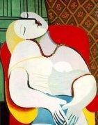 """""""爱、名声和悲剧""""毕加索1932年作品展将在泰特现代美术馆开幕"""