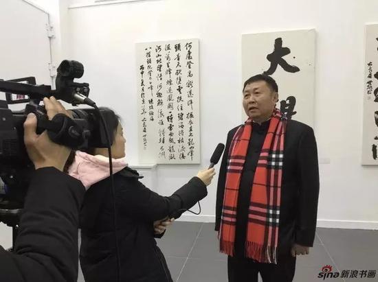 张世刚先生接受采访